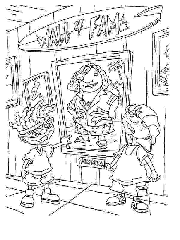 rocket power coloring pages kids n funcom 74 coloring pages of rocket power pages coloring power rocket 1 1