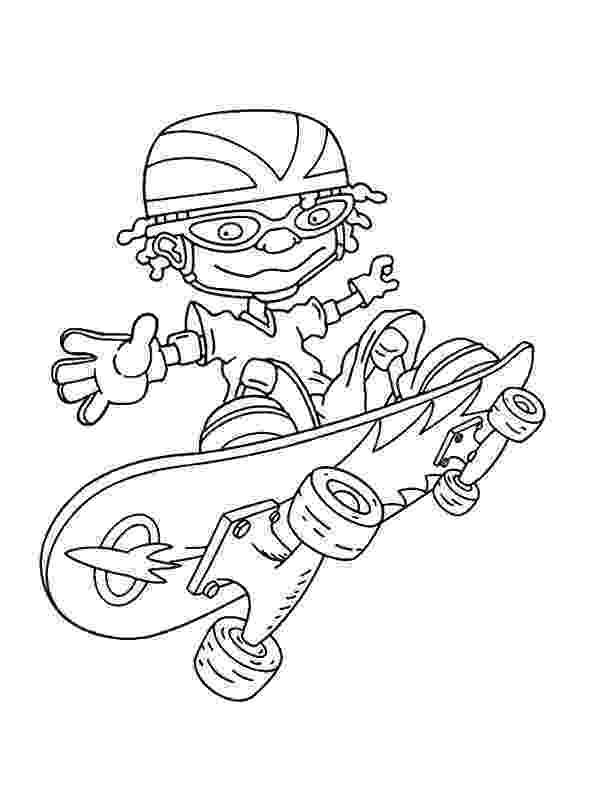 rocket power coloring pages kids n funcom 74 coloring pages of rocket power pages power rocket coloring