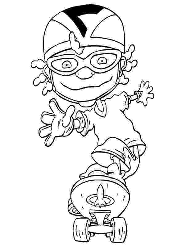 rocket power coloring pages kids n funcom 74 coloring pages of rocket power pages power rocket coloring 1 2