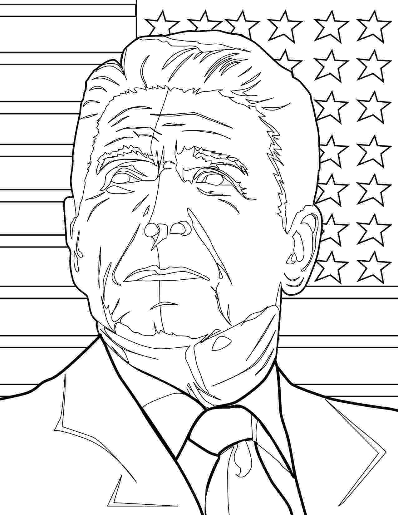 ronald reagan coloring pages 120 best cold war for kids images red scare teaching coloring ronald pages reagan
