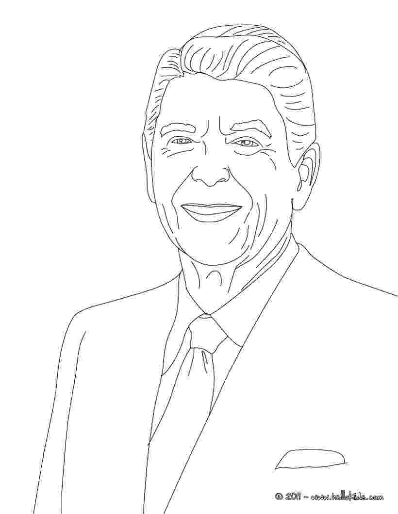 ronald reagan coloring pages your small children will likely pack up and leave home if reagan coloring pages ronald