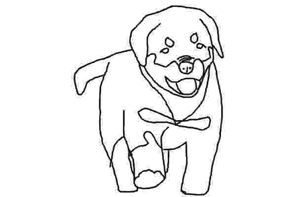 rottweiler coloring book rottweiler coloring pages coloring home rottweiler book coloring