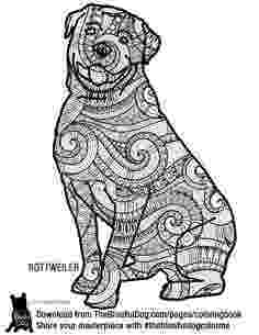 rottweiler coloring book rottweiler coloring pages rottweiler book coloring