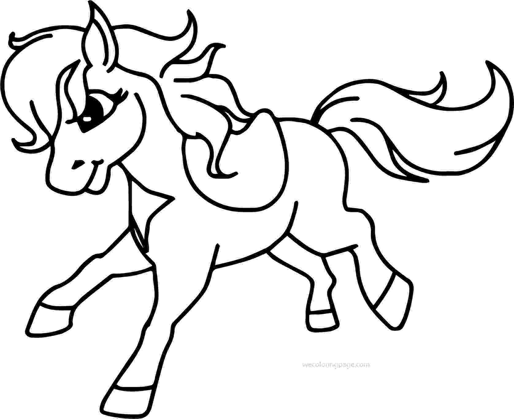 running horse coloring pages running horse coloring book pictures wowcom image coloring running pages horse