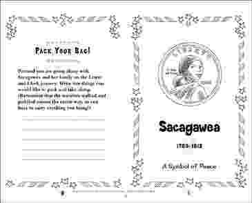 sacagawea pictures to print sacagawea printable coloring pages sacagawea print to pictures