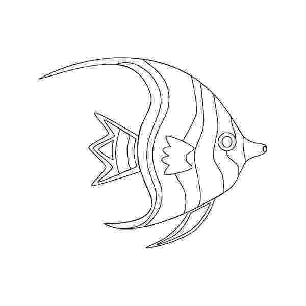 saltwater fish coloring pages coloring pages aquarium tropical fish coloring fish pages saltwater