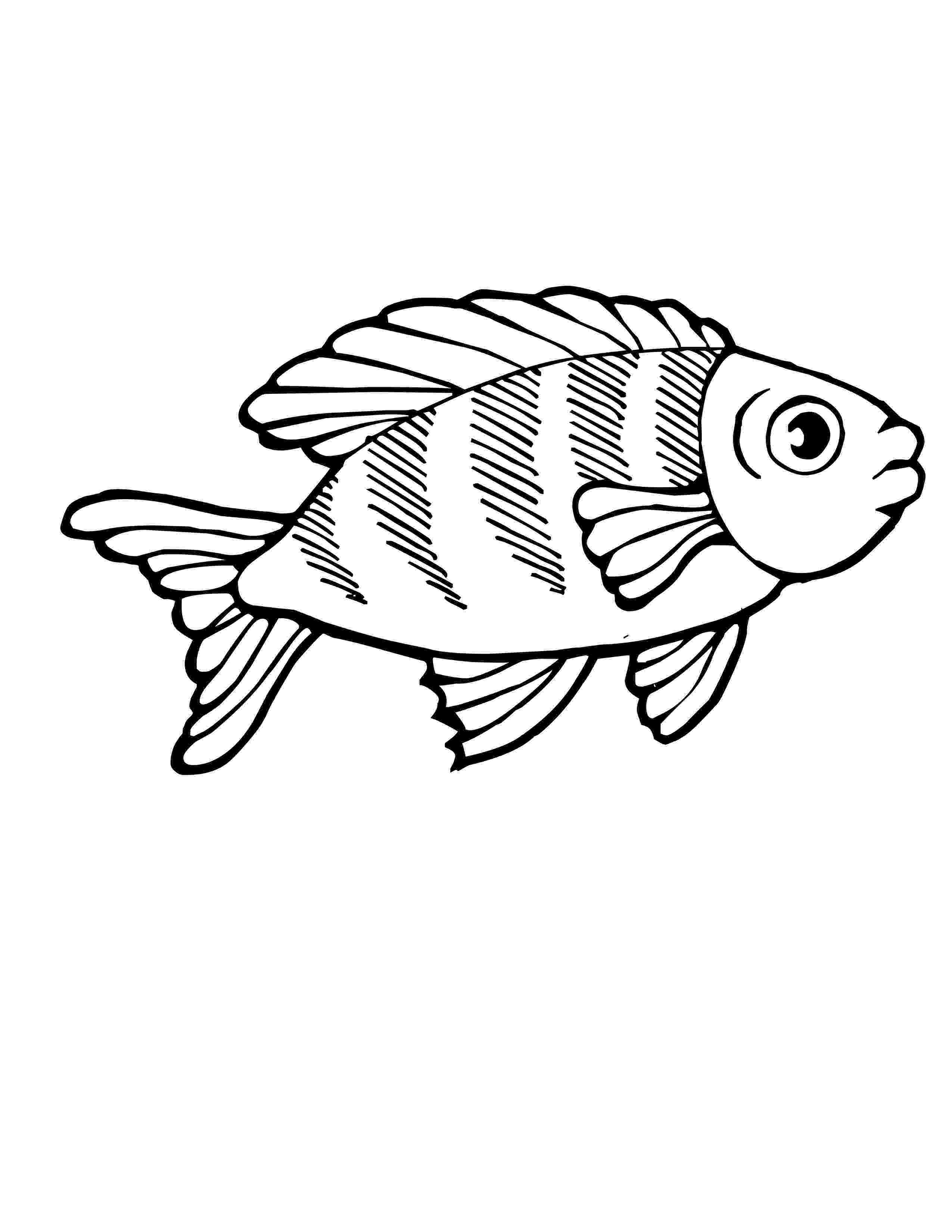 saltwater fish coloring pages coral reef fishes free printable templates coloring coloring pages fish saltwater