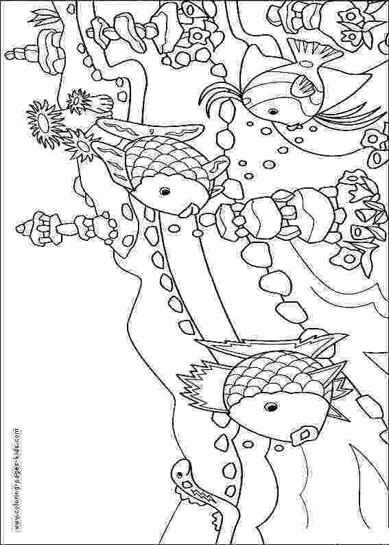 saltwater fish coloring pages free online coloring page to download print part 2 coloring fish saltwater pages