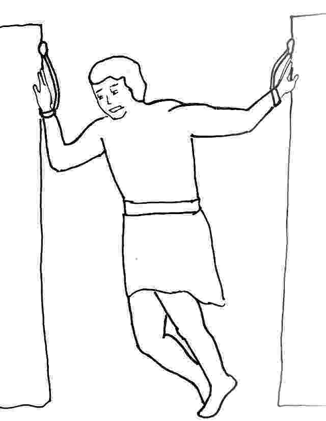 samson bible coloring pages samson and delilah coloring page pages samson bible coloring