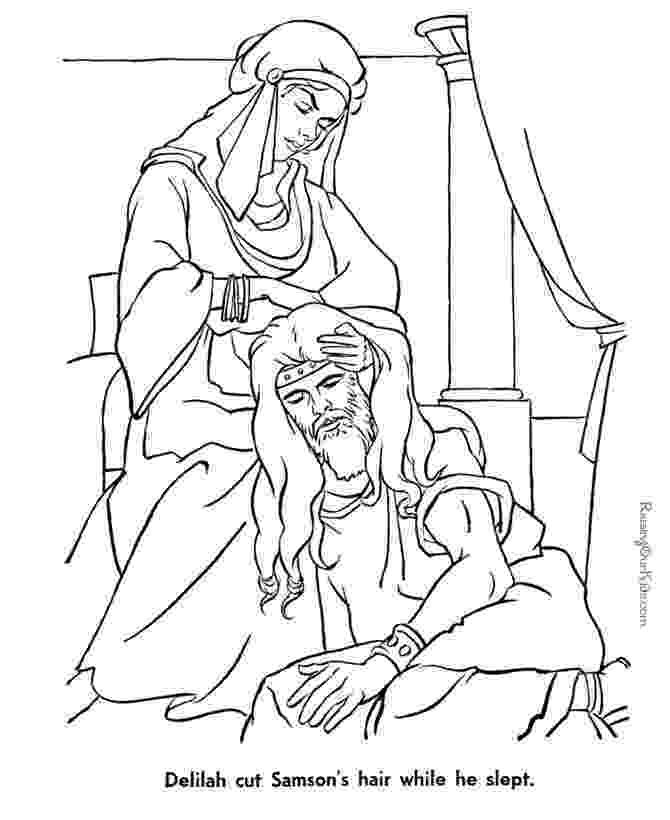 samson bible coloring pages samson fighting lion coloring page pages samson coloring bible