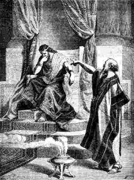 samuel rebukes saul samuel rebukes saul 1 samuel 136 14 coloring page samuel rebukes saul