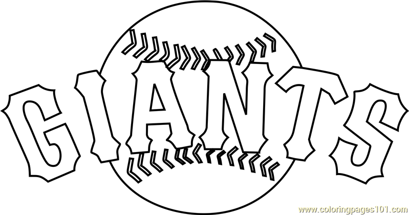 san francisco giants coloring pages giant coloring pages to download and print for free pages giants francisco san coloring