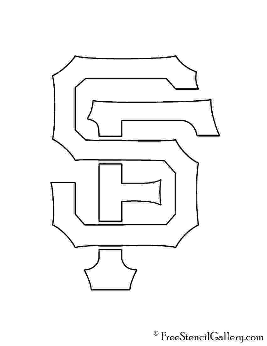 san francisco giants coloring pages san francisco giants logo coloring pages sketch coloring page coloring francisco san giants pages