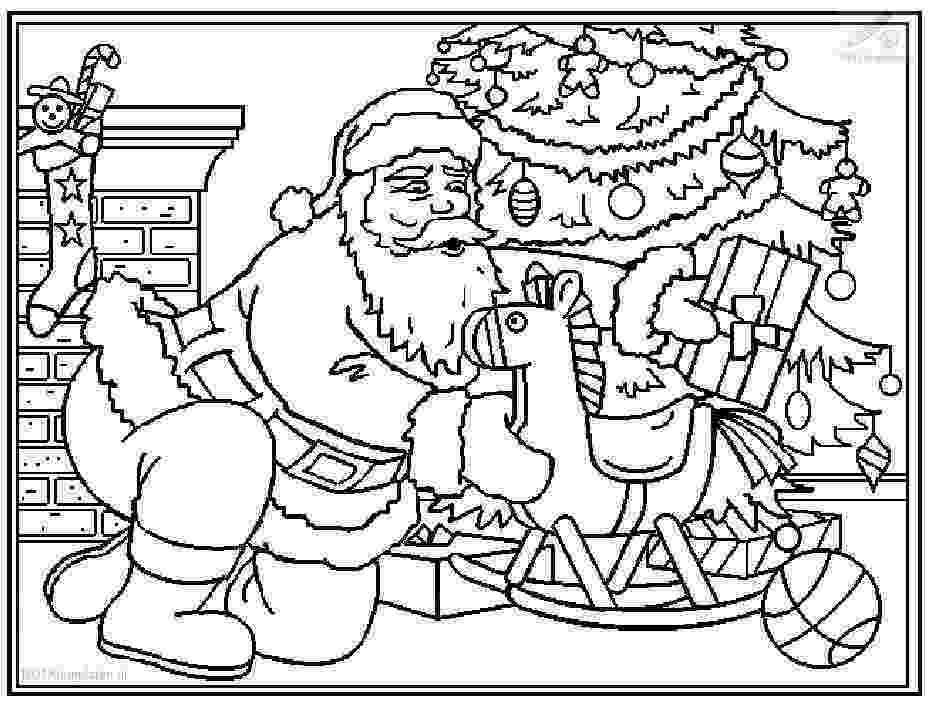 santa claus color coloring pages santa claus coloring pages free and printable claus santa color