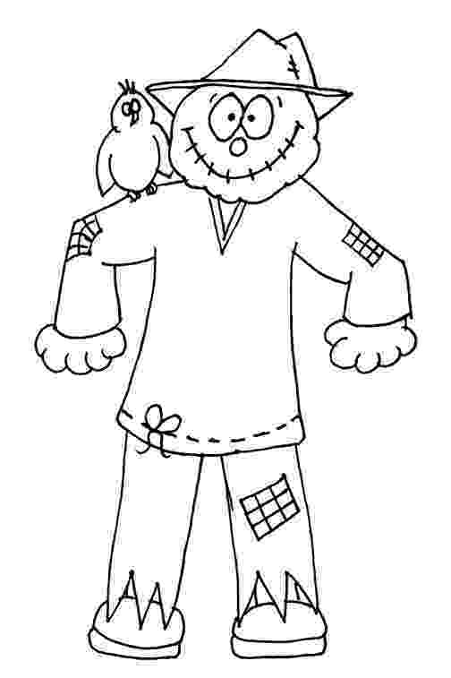 scarecrow coloring pages scarecrow coloring pages to download and print for free pages coloring scarecrow