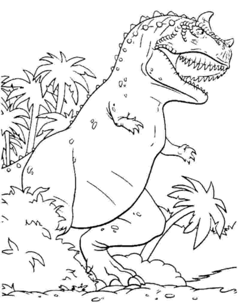 scary dinosaur coloring pages scary ankylosaurus coloring pages hellokidscom coloring dinosaur scary pages