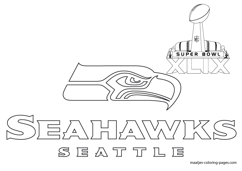seahawks coloring pages enter our seahawks39 coloring contest bellingham herald pages seahawks coloring