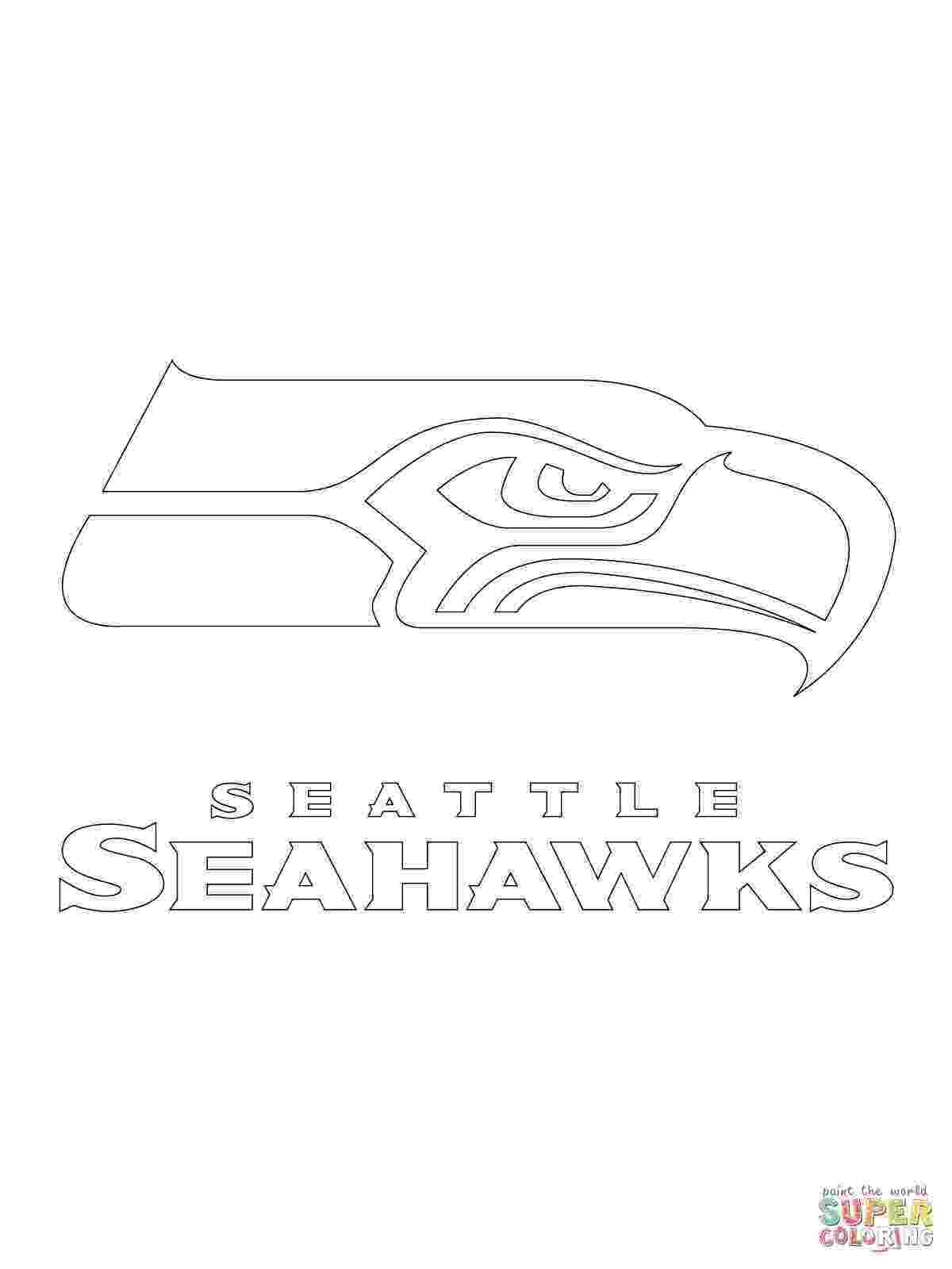 seahawks coloring pages seattle seahawks logo super coloring seattle seahawks coloring pages seahawks
