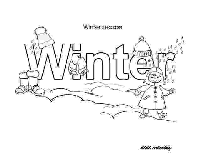 seasons coloring pages four seasons coloring page printable sketch coloring page pages coloring seasons