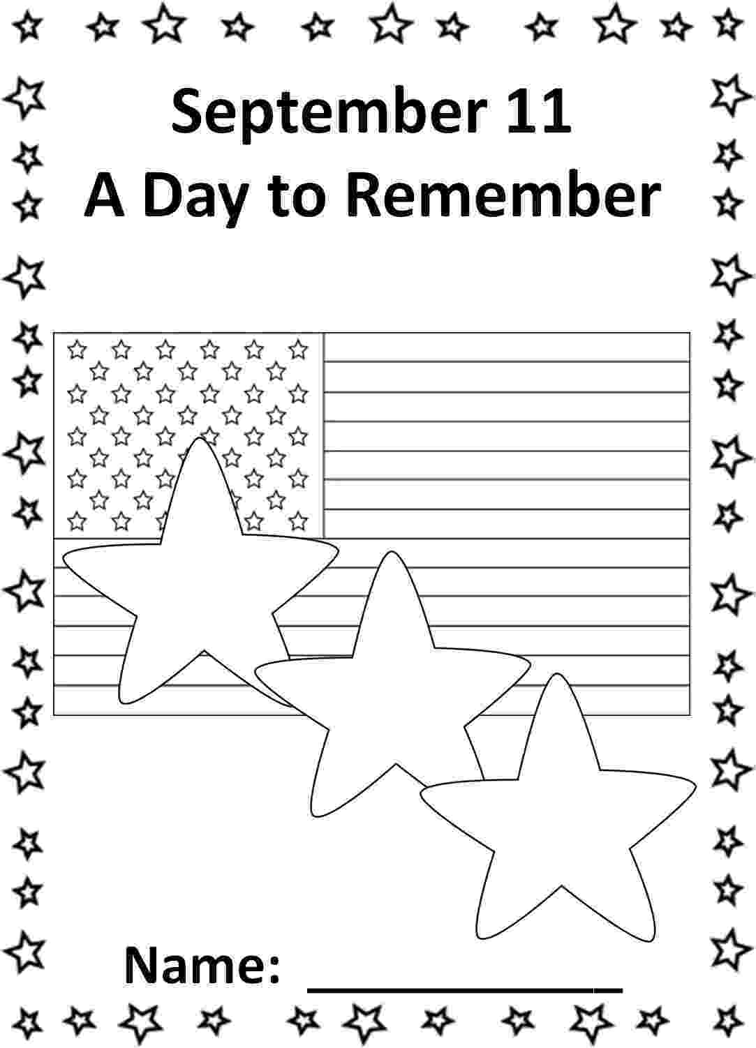 september 11 coloring pages patriot day september 11th 911 free printable coloring 11 september pages