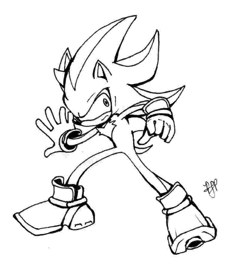 shadow coloring pages shadow the hedgehog coloring pages getcoloringpagescom shadow coloring pages