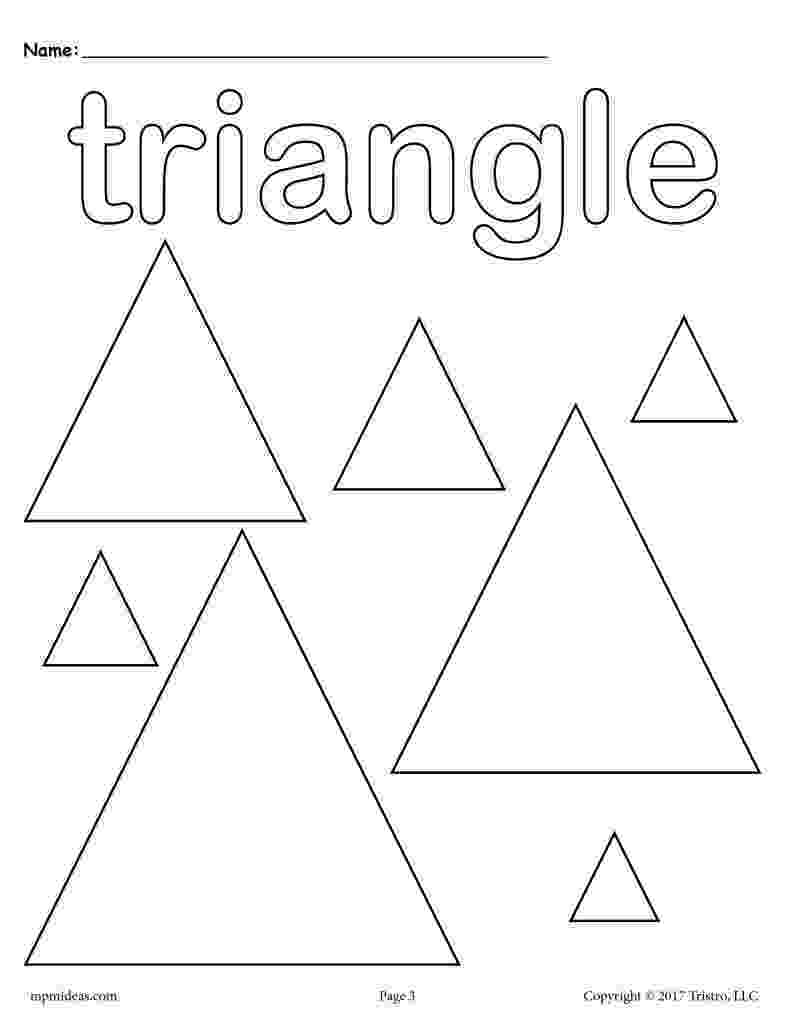 shape coloring page 12 shapes coloring pages circles squares triangles page shape coloring