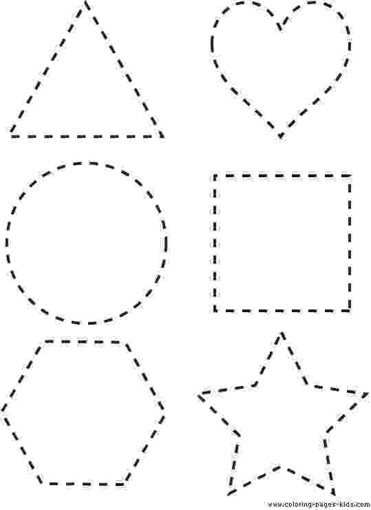 shape coloring page printable shapes printable shapes coloring pages and page coloring shape