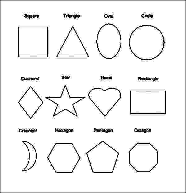 shape coloring page shape color page education school coloring pages color shape page coloring