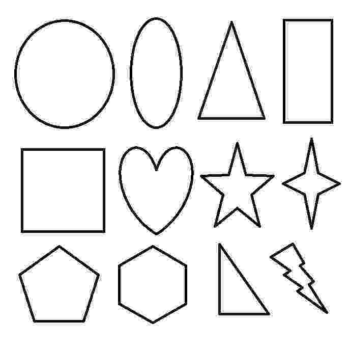 shape coloring page shapes coloring pages for childrens printable for free shape coloring page