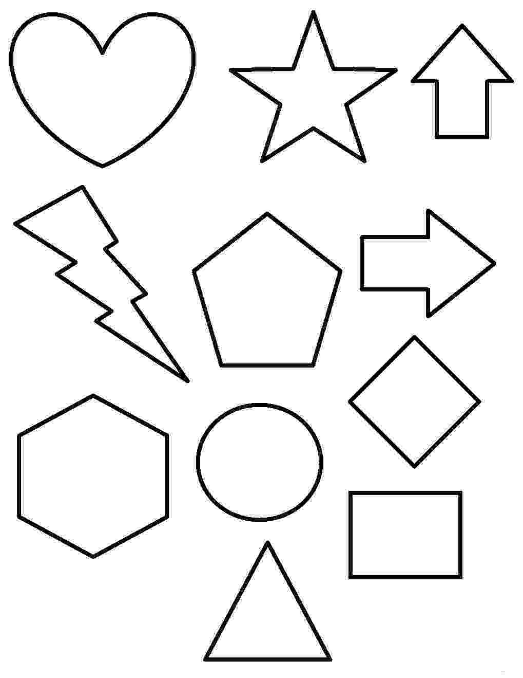 shape coloring page shapes coloring pages for childrens printable for free shape page coloring