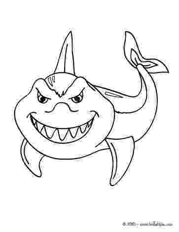 shark pictures to colour funny shark coloring pages hellokidscom to pictures shark colour