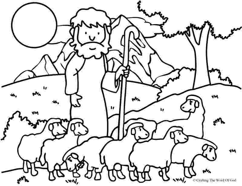 sheep and shepherd coloring page free printable sheep face coloring pages for kids cool2bkids page and shepherd sheep coloring