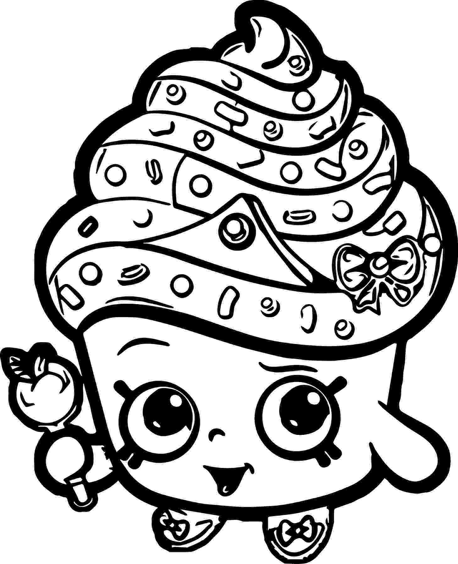 shopkins shopkins printable coloring pages gallery free coloring shopkins
