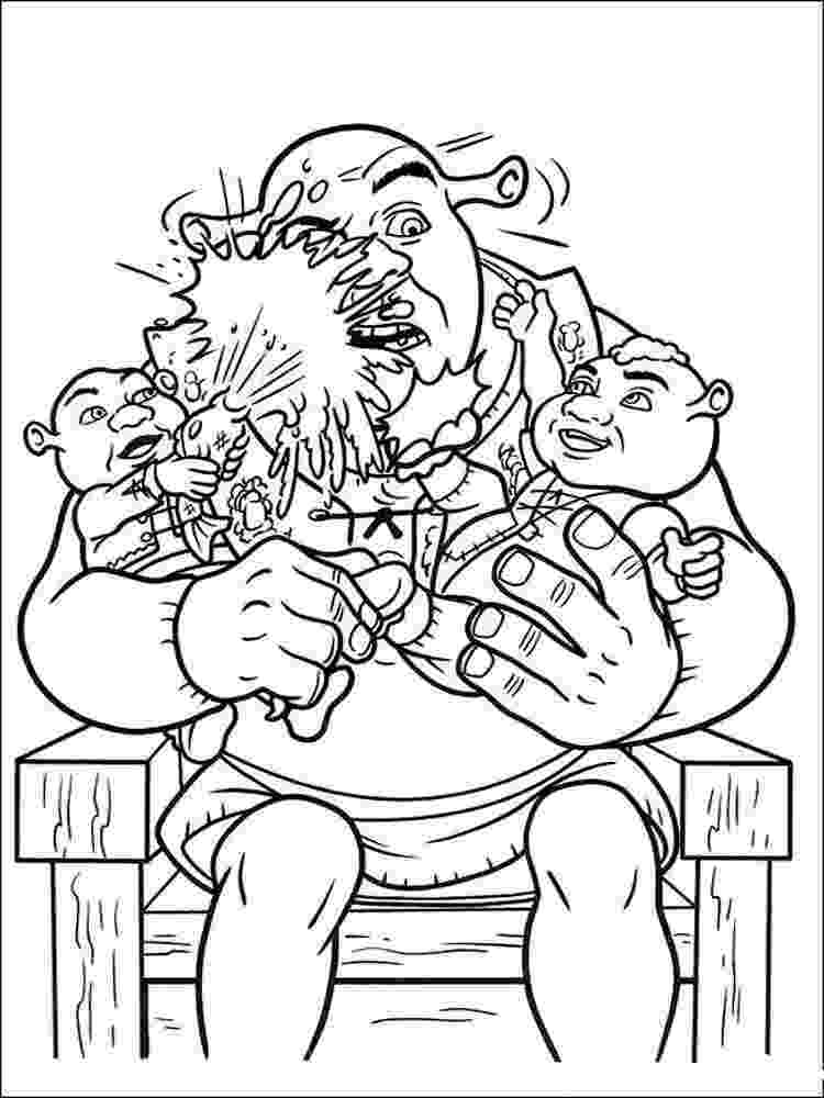 shrek and donkey coloring pages shrek coloring pages 360coloringpages donkey and shrek coloring pages