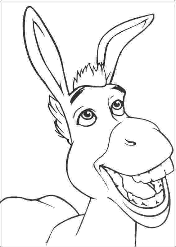 shrek and donkey coloring pages shrek coloring pages collection coloring donkey and shrek pages