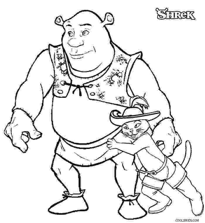 shrek pictures to colour free printable shrek coloring pages for kids shrek to colour pictures 1 1