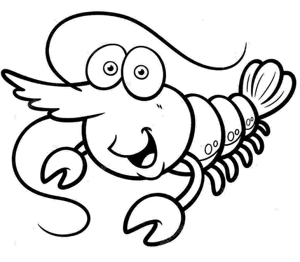 shrimp coloring penaeid shrimp coloring page free printable coloring pages shrimp coloring