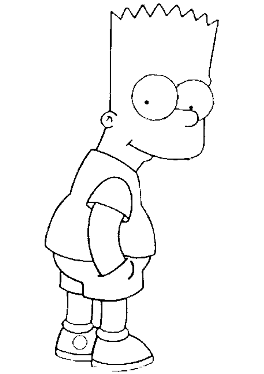 simpson coloring pages cartoons coloring pages lisa simpsons coloring pages coloring simpson pages