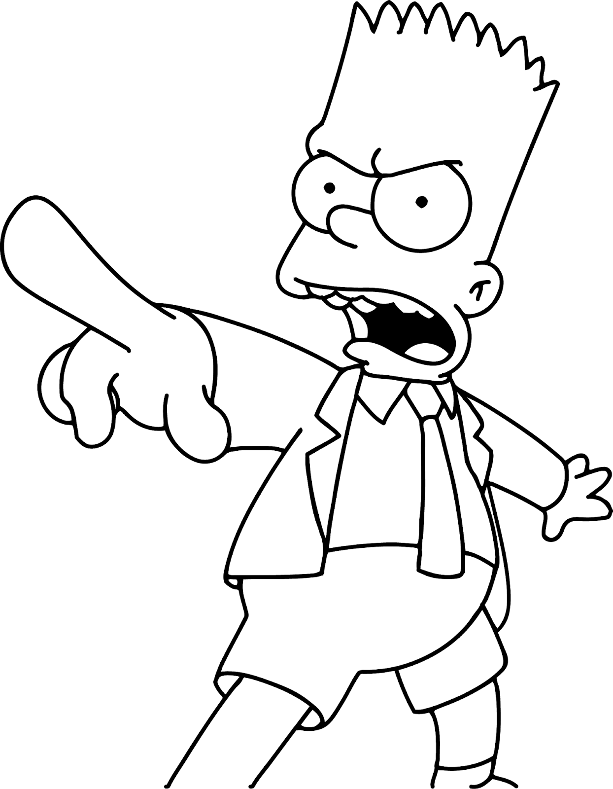 simpson coloring pages free printable simpsons coloring pages for kids coloring simpson pages
