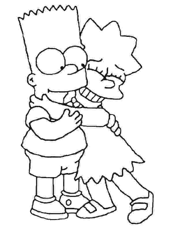 simpson coloring pages simpson coloring pages to download and print for free coloring pages simpson