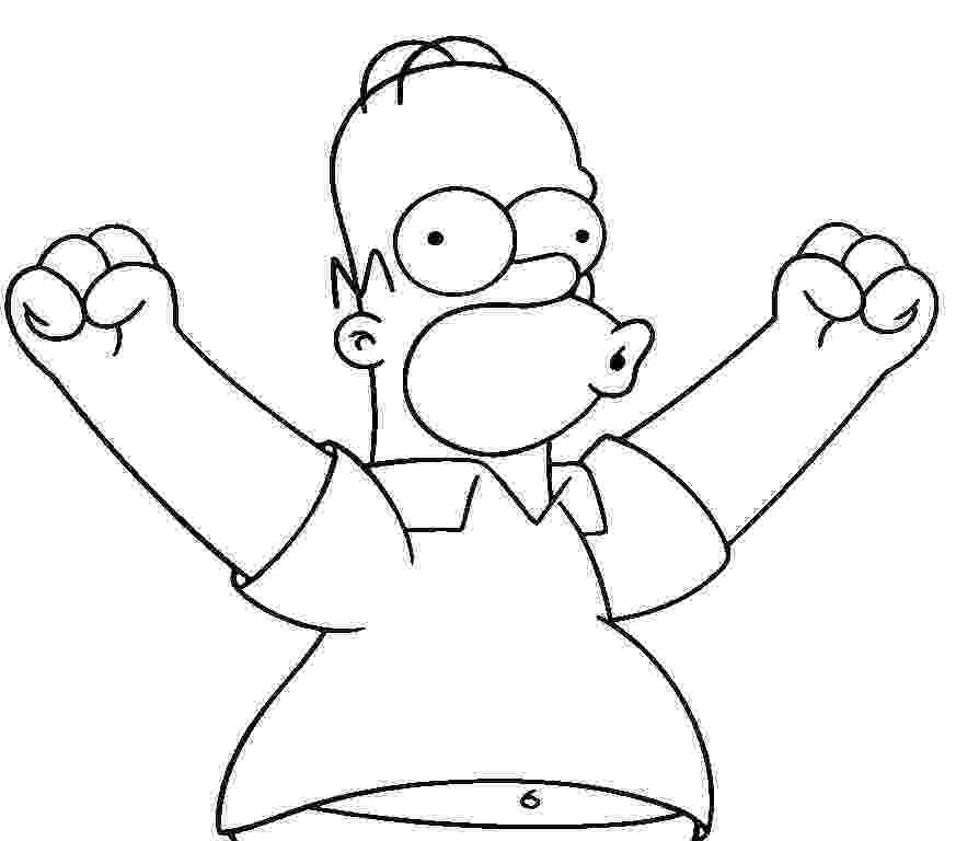 simpson coloring pages simpsons coloring pages coloring pages to print simpson pages coloring 1 1
