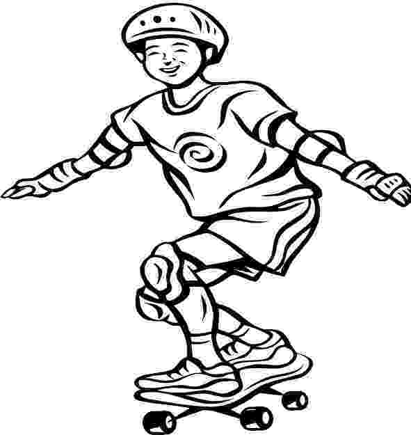 skateboard pictures to color 27 best images about coloring skateboard on pinterest color to skateboard pictures
