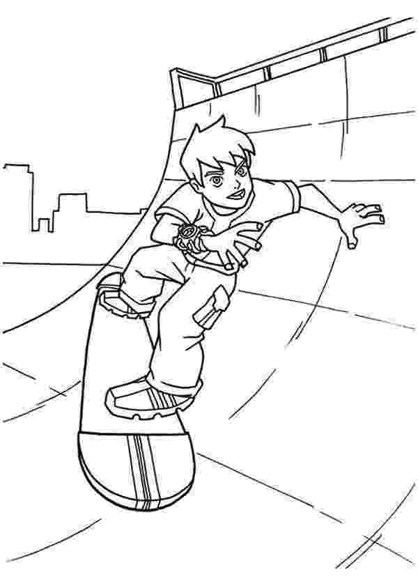 skateboard pictures to color coloring pages for kids skateboard coloring pages color pictures to skateboard