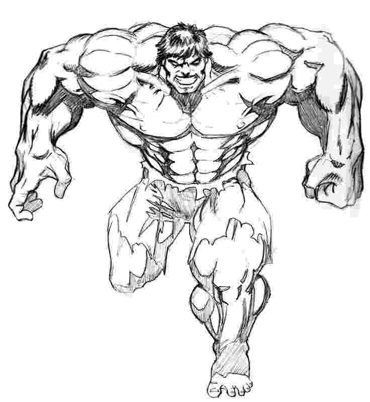 sketch of hulk hulk sketch by gary deslauriers etsy sketch hulk of