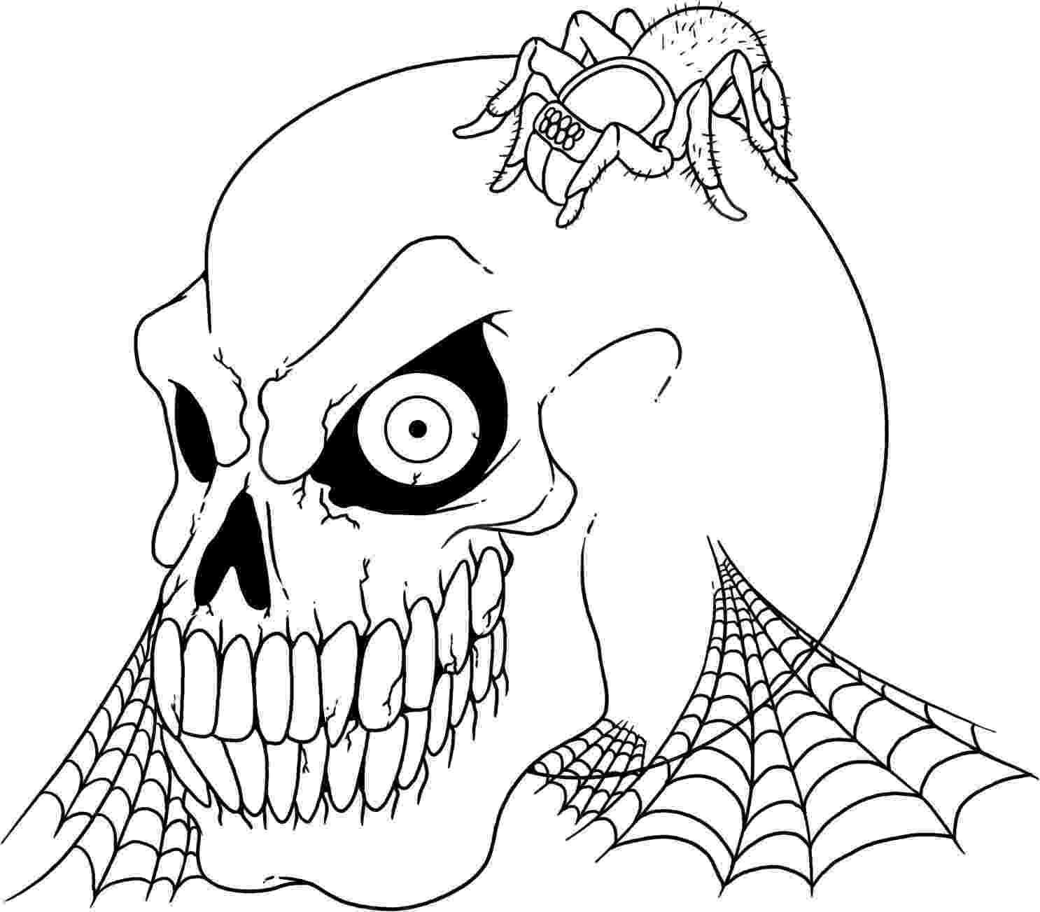 skull coloring sheets coloring pages skull free printable coloring pages coloring sheets skull
