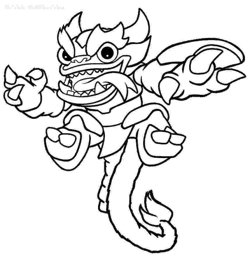 skylanders coloring pages crabfu blog skylanders speed drawing coloring pages skylanders pages coloring 1 1
