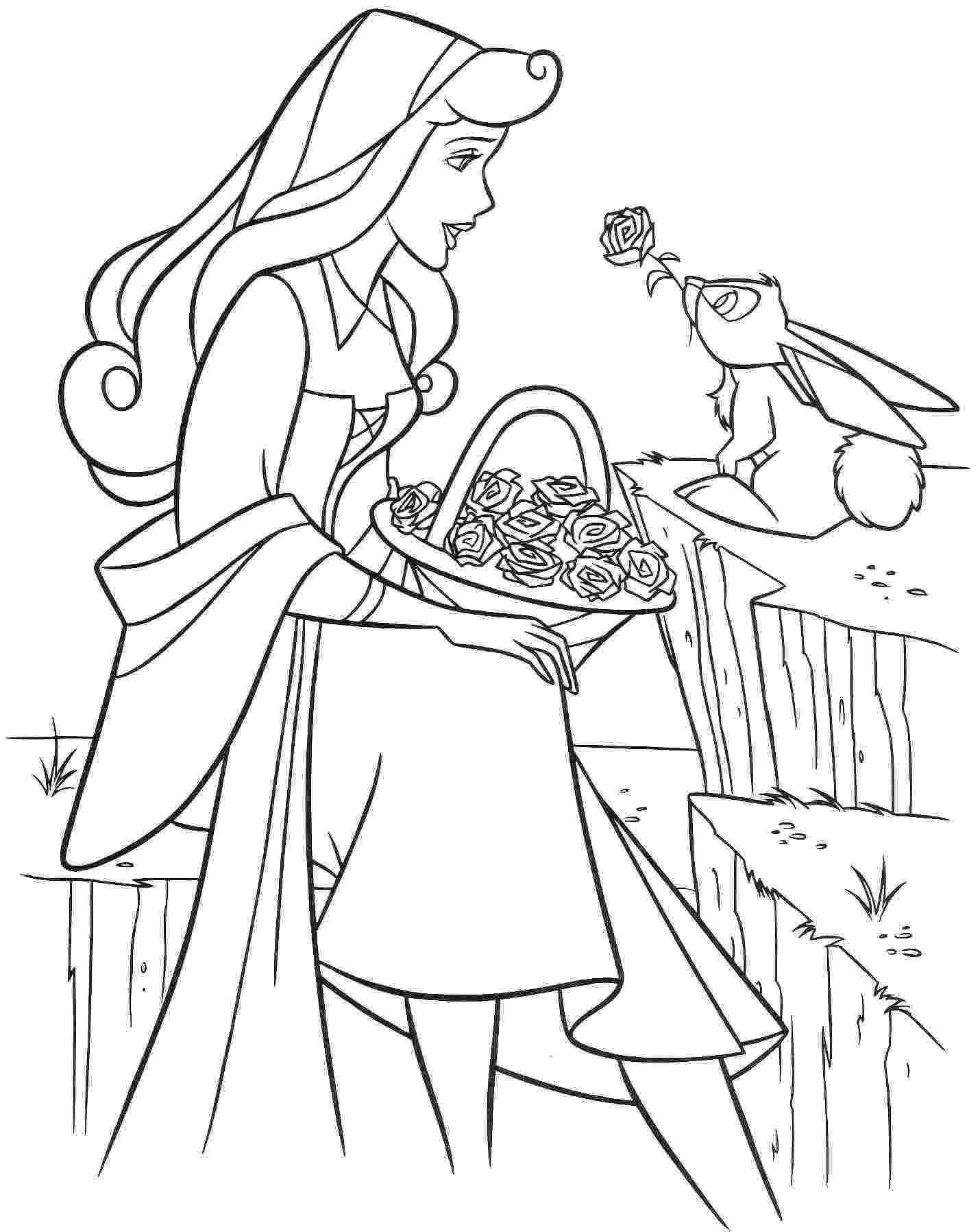 sleeping beauty coloring page colour me beautiful sleeping beauty colouring pages beauty sleeping coloring page