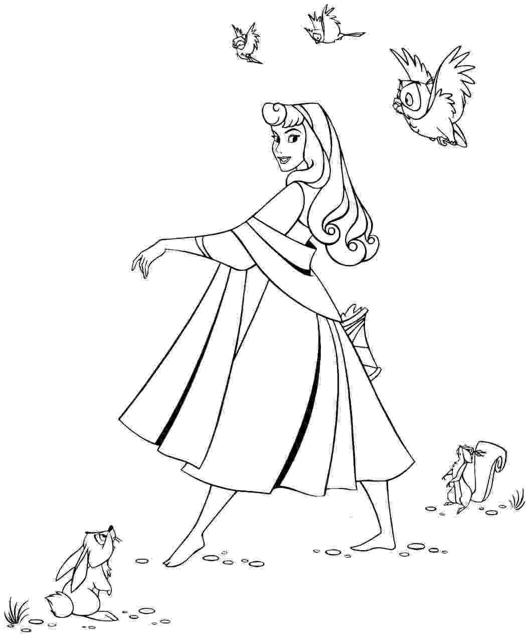 sleeping beauty coloring page free printable sleeping beauty coloring pages for kids coloring sleeping beauty page 1 1