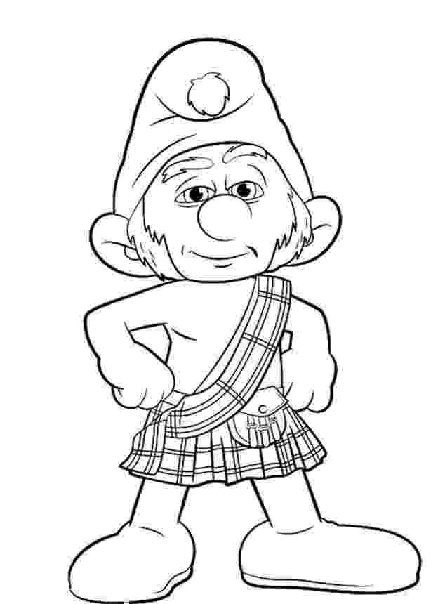smurf pictures the smurfs coloring pages free printable coloring pages pictures smurf 1 1