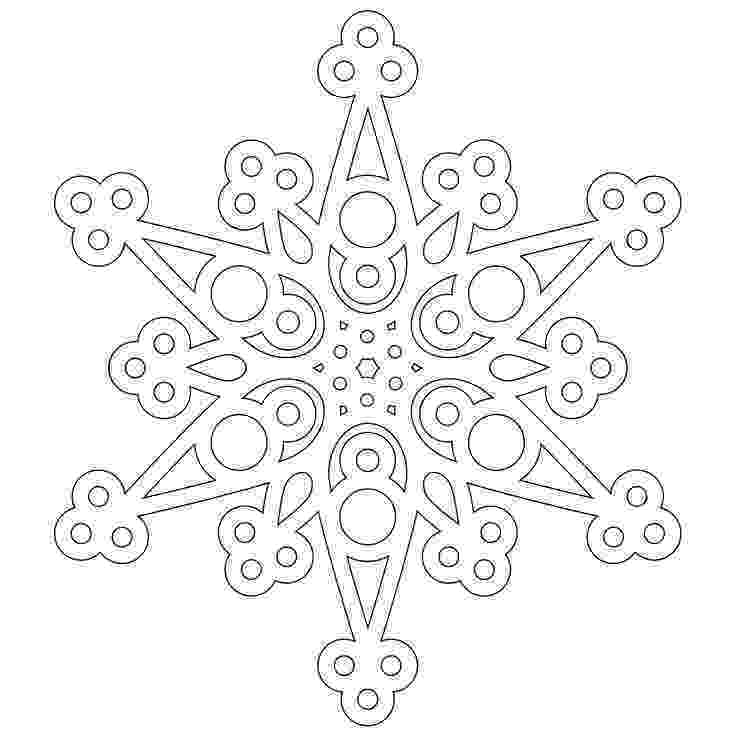 snow flake coloring pages coloring snowflake flake coloring snow pages